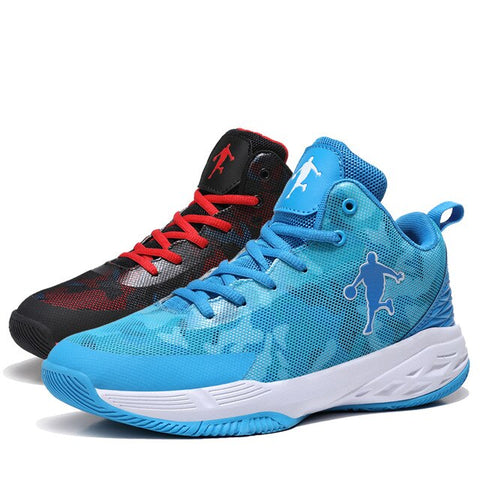 Air Cushion Basketball Shoes-Men
