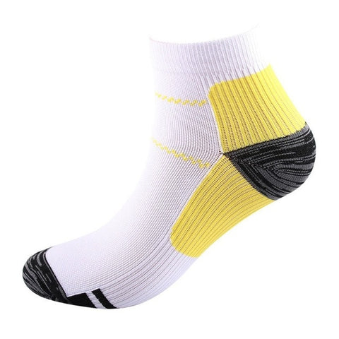 1 Pair Breathable Foot Compression Socks