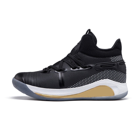 Basketball Shoes Mens Air Cushion  High-top