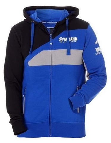 Hoodie paddock pitlane teamwear motorcycle racing team Yamaha Racing men's
