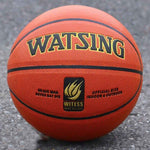 Official Leather Size 7 Basketball High-elastic Sweat-absorbent Butyl Rubber Basketball Molten PU Wear-resistant Basket Ball