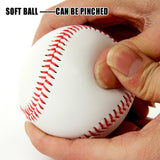 Baseball No. 9 Softball Hardball Training Handmade Balls Fitness Products White Safety Kid Baseballs Men's Practice Team Game