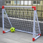 1.2m x 1.5m Football Soccer Goal Post Nets Training Match Football Net for Soccer Goal Post Sports Training Sports Equipment