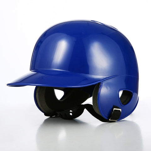 Baseball Helmet Adult Teenager Kids Softball Strike Helmet Baseballs Match Training Head Protection Ears Head Face Baseball Hat