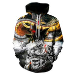 Dragon Ball Z Thick Goku 3D Hoodie Pullover Cool Men Women Tracksuits Street Hoody Harajuku Hooded Sweatshirts Plus Size