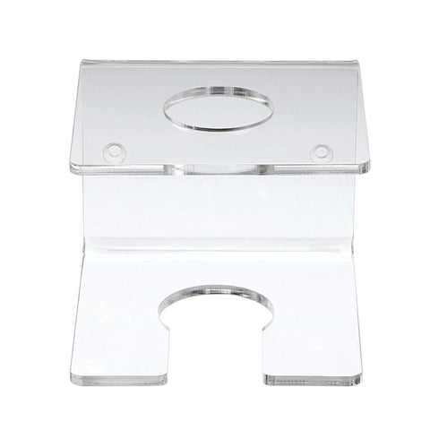1Pcs Clear Acrylic Wall Mounts and Display Stands for Baseball Bats Display