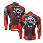 2016 Cycling jackets Jersey man Multif Function Jacket skull Windproof Raincoat Bike Bicycle Cycling Clothes 7 styles
