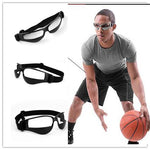 male anti bow basketball glasses frame anti down glasses sport eyewear frame professional basketball training supplies