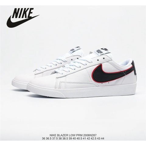 The original Nike Wmns Blazer Low Men's Trailblazer low-top casual sports shoes size 40-45 CW7585-100