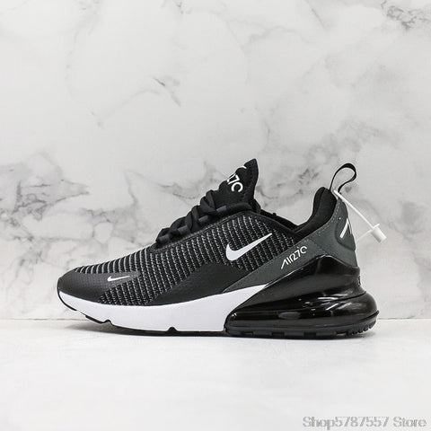 NEW 2002 Product Nike Air max 270 SE Cushion Women Running Shoes Night Reflection Nike 270 Women Sneaker Original Authentic