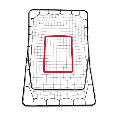 Return Trainer Net Baseball Softball Pitchback Rebounder Net Pitching Throwing Practice Partner Adjustable Net For Children