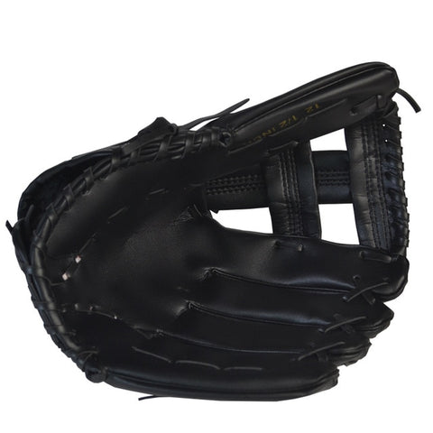 Outdoor Sports Baseball Glove Softball Practice Equipment Size 11.5/12.5 Left Hand for Adult Man Woman Kids Training