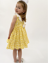 Load image into Gallery viewer, Capri Lemon dress