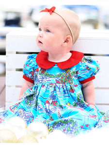 Seaside Holiday Dress