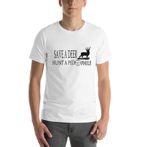 Save A Deer Tshirt