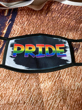 Load image into Gallery viewer, Pride mask