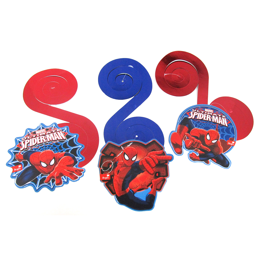 Deco Colgante Spiderman