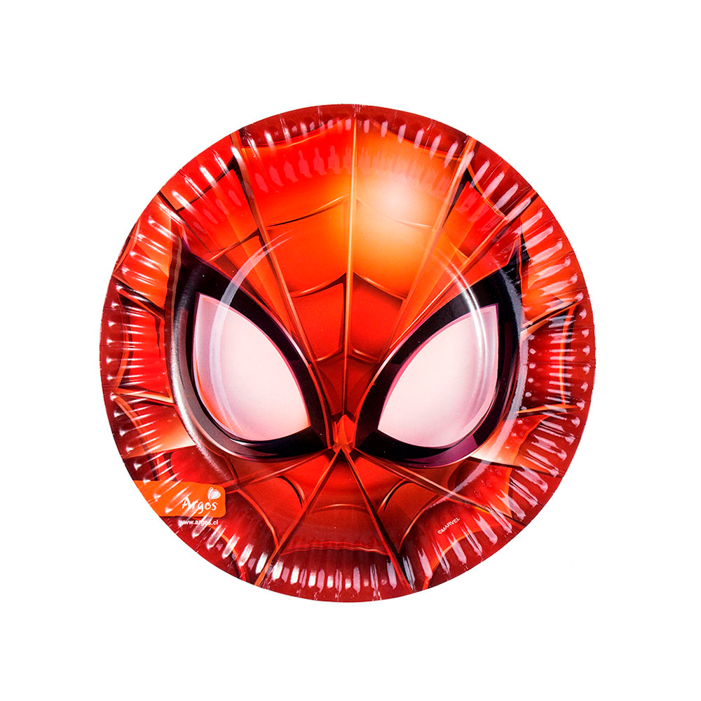 Platos Spiderman Home