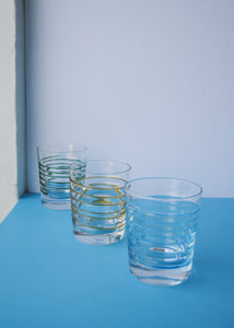 Swirly Glasses (Set of 3)