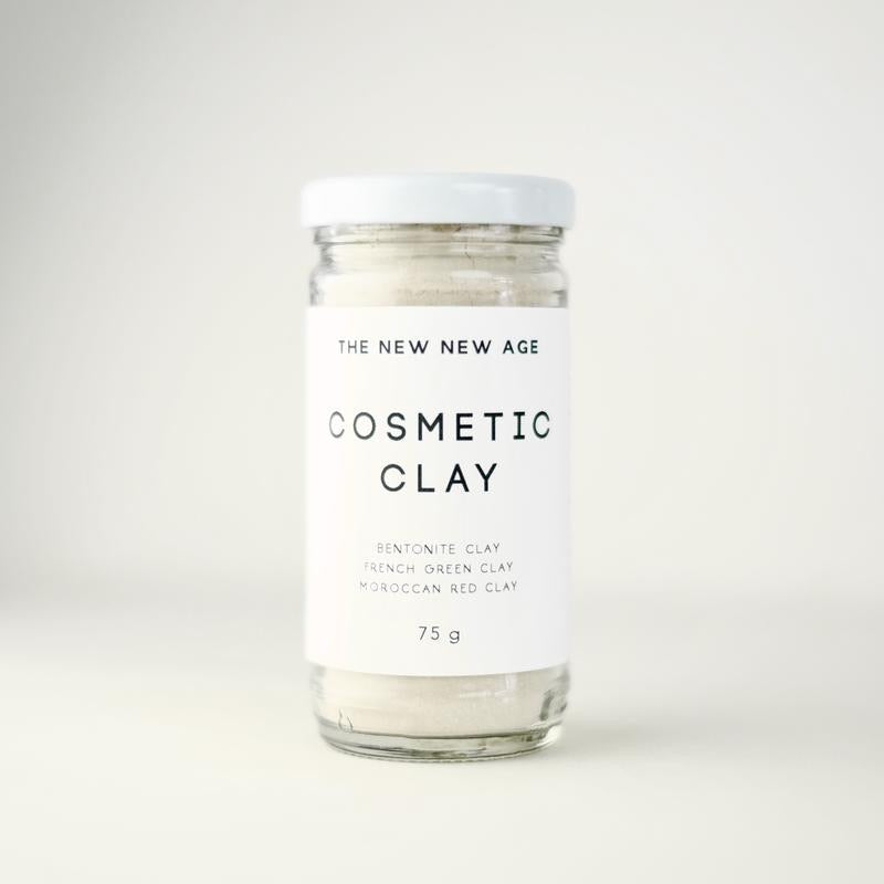 Cosmetic Clay by the New New Age
