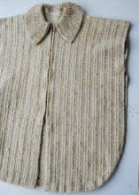 Load image into Gallery viewer, 70's Handwoven Wool Cape