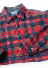 Load image into Gallery viewer, Pendleton Plaid Wool Shirt, Large