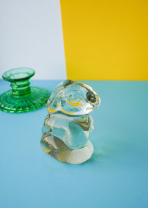 Glass Bunny