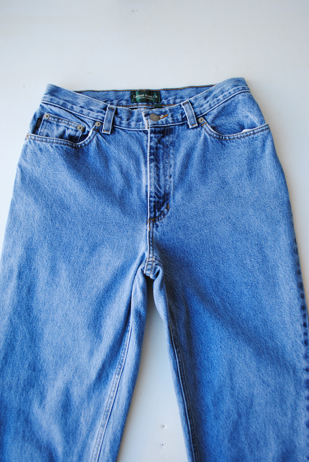Light Wash Ralph Lauren Jeans, 28-29