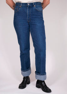 Levi's 517 Dark Boot Cut Jeans, 32""