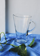 Load image into Gallery viewer, Vintage Glass Pitcher