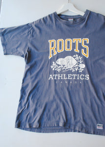 Roots Purple Tee, Large