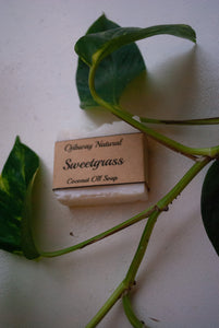 Sweetgrass Soap by Ojibway Natural
