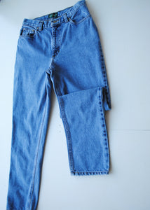 Light Wash Ralph Lauren Jeans, 28-29""