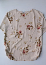 Load image into Gallery viewer, Calvin Klein Silk Rose Tunic, Large