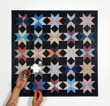 Load image into Gallery viewer, New York Quilt Puzzle by Maura Grace Ambrose, Four Points
