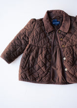 Load image into Gallery viewer, Brown Quilted Ralph Lauren Jacket, 24 months