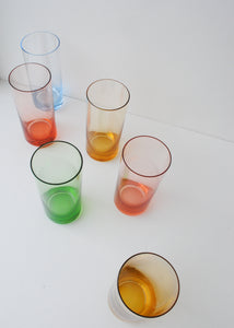 Bright Highball Glasses (Set of 6)