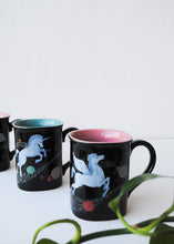 Load image into Gallery viewer, Pegasus in Space Mugs (Set of 3)