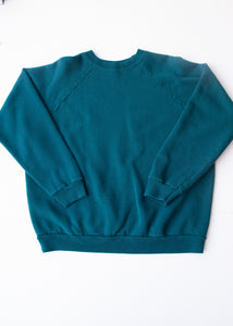 Green Sweatshirt, Large