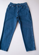 Load image into Gallery viewer, Dark Wash Lee Jeans, 29-30""