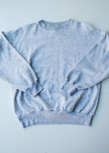 Load image into Gallery viewer, Flecked Grey Sweatshirt, Medium