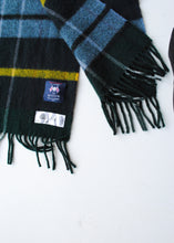 Load image into Gallery viewer, Vintage J.Crew Plaid Wool Scarf