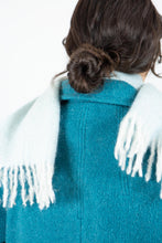 Load image into Gallery viewer, Powder Blue Vintage Mohair Scarf