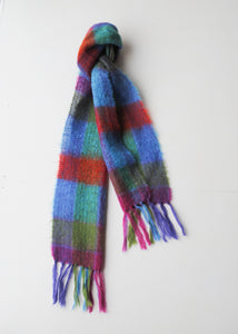 Bright John Hanly Mohair Scarf