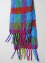 Load image into Gallery viewer, Bright John Hanly Mohair Scarf