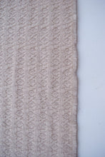 Load image into Gallery viewer, Danier Cream Wool Scarf