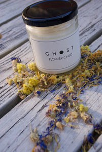 Flower Child Candle by Ghost
