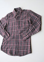 Load image into Gallery viewer, 70's Plaid Shirt, 11-12 Years
