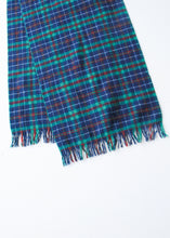 Load image into Gallery viewer, Pendleton Plaid Wool Scarf