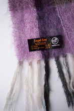 Load image into Gallery viewer, Royal Scot Lilac Mohair Scarf